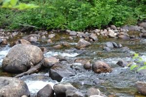 water - rapids