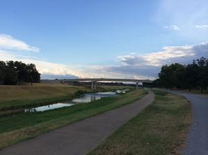 river trail - Trinity