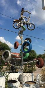 Tire Tree