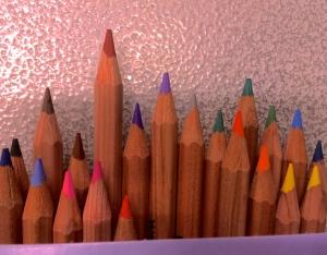 pencils - pastels