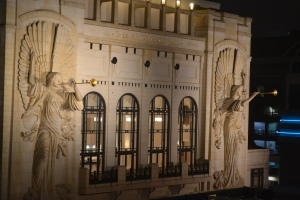 angels of Bass Hall