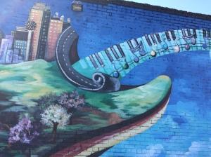 Mural Bird