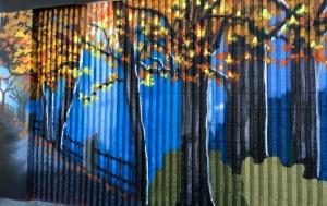 Mural trees 2