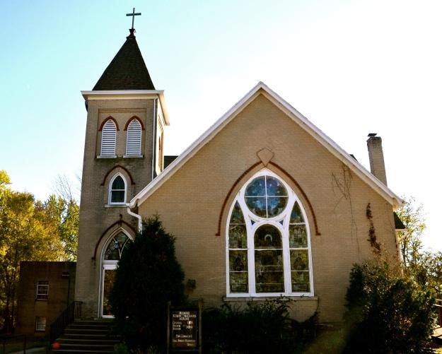 Liberty United Methodist Church - Liberty OH