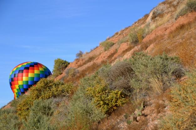 Balloon Chasing
