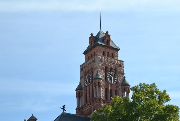Clock Tower - Waxahachie TX