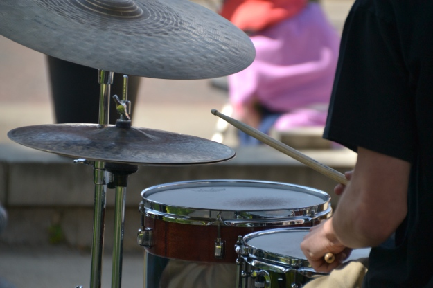 jazz trio drum