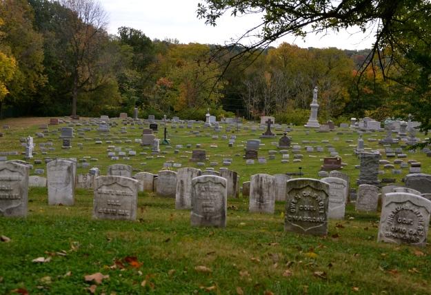 Calvary Cemetery - Dayton Ohio