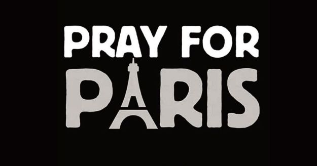 PrayForParisTribute (1)
