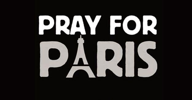 PrayForParisTribute (1)