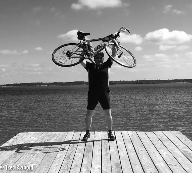 me and roadbike